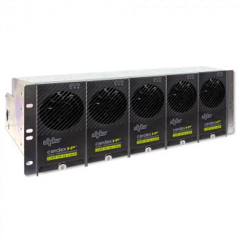 "Cordex 19"" Shelf, 5 x CXRF-HP 48-4.6kW Module Positions"